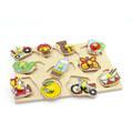 "Рамка-вкладыши Игрушки"" 1400 Lam Toys (11 деталей)"