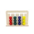 """Развивающий сортер головоломка для детей """"Бегунок"""" 5052 Lam Toys"""