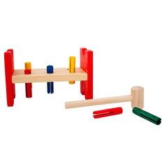 """Сенсорный материал """"Колотушка"""" 5038 Lam Toys (8 деталей)"""
