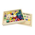 """Шнуровка """"Бусинка"""" 5006 Lam Toys (98 деталей)"""