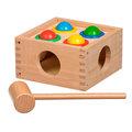 Стукалки Шарики Игрушки из дерева 5 деталей