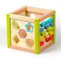 Универсальный куб Игрушки из дерева