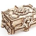 Механические 3D пазлы UGEARS Антикварная шкатулка 70089